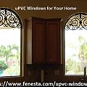 Get Your Home Beautiful By Upvc Windows Poster