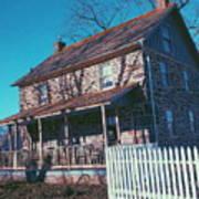 Gettysburg Series Weikert House Poster