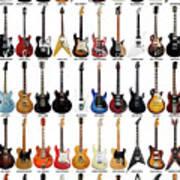 Guitar Legends Poster
