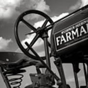 Ghost Of Farmall Past Poster