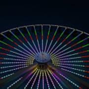 Giant Wheel Ferris Wheel Poster