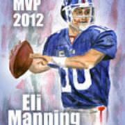 Giants Win Poster