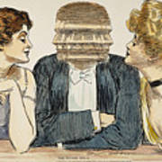 Gibson Girls, 1903 Poster