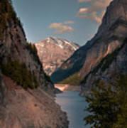 Gigerwaldsee Poster