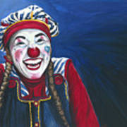 Giggles The Clown Poster