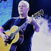 Gilmour Guitar By Nixo Poster
