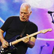 Gilmour Maroon Nixo Poster
