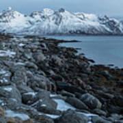 Gimsoy, Lofoten - Norway Poster