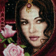 Girl From Alhambra Poster