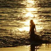 Girl In The Light Poster