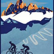 Giro D'Italia cycling poster Poster