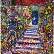 Giverny Poster