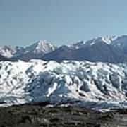 Glacial Terminus Poster