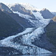 Glacier Bay Alaska 2 Poster