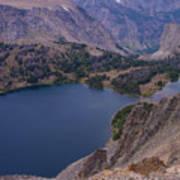 Glacier Lake 2 Poster