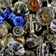 Glass Knobs Poster