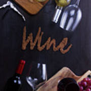Winery Poster