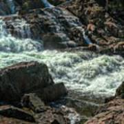 Glen Alpine Falls 9 Poster