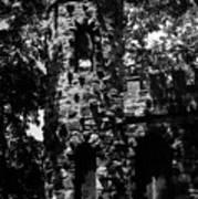 Glen Island Castle  Poster