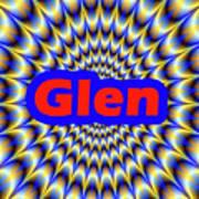 Glen Poster
