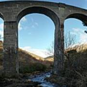 Glenfinnan Viaduct Poster