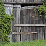 Glengarry Barn Doors Poster