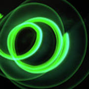 Glow Stick Motion Poster