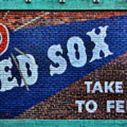 Go Red Sox Poster