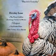 Gobbler Gazette Poster