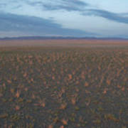 Gobi Desert Poster