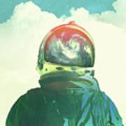 God Is An Astronaut Poster