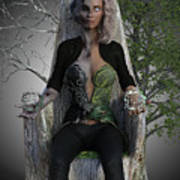 Goddess Hel Poster