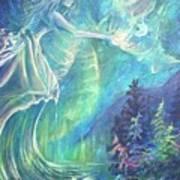 Goddess Of Memory Poster