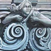 Goddess Of The Sea Poster