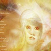 God's Hand Poster