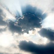 Gods Rays Poster