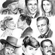 Golden Age Montage Poster