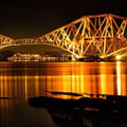 Golden Bridge Poster