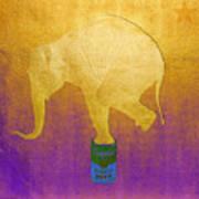 Golden Circus Poster