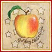 Golden Delicious Two Poster