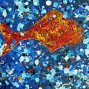 Golden Fish Poster