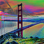 Golden Gate 1 Poster