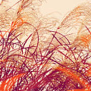 Abstract Pampas  Poster