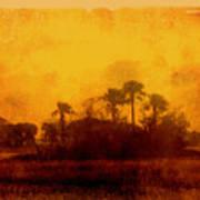 Golden Land Poster