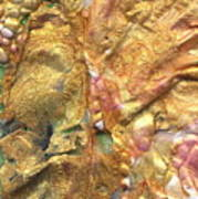 Golden Mask Poster