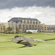 Golf Hotel, St Andrews Poster