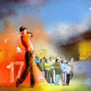 Golf Madrid Masters 01 Poster