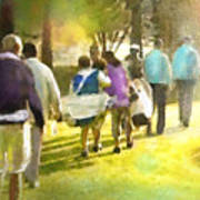 Golf Vivendi Trophy In France 04 Poster