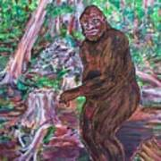 Goliath - The Bigfoot Of Ash Swamp Road Poster