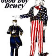 Good Boy Dewey Poster